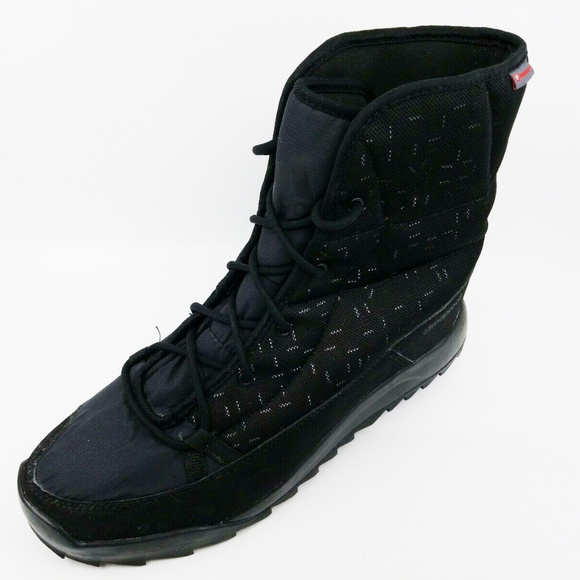 Adidas Womens CW Choleah Snow Boots Black Size 9.5 a83f2b2e92
